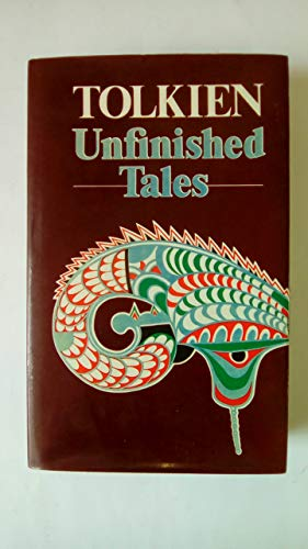 9780048231796: Unfinished Tales of Numenor and Middle-Earth