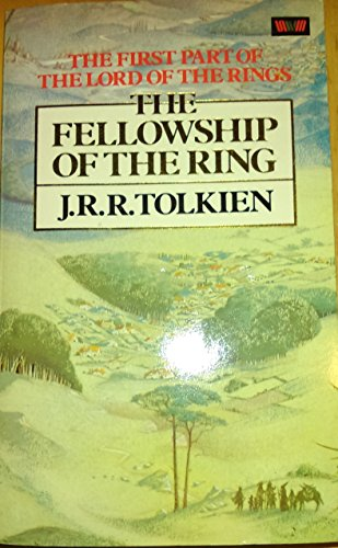 9780048231857: Lord of the Rings: The Fellowship of the Ring v. 1