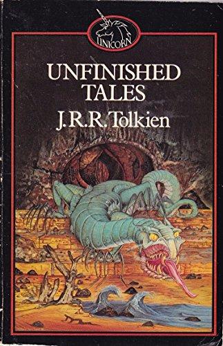 9780048232083: Unfinished Tales (Unicorn)
