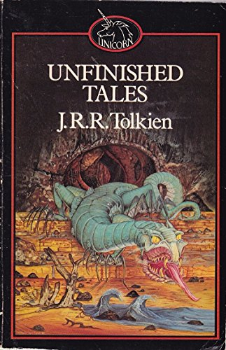 9780048232083: Unfinished Tales (Unicorn)