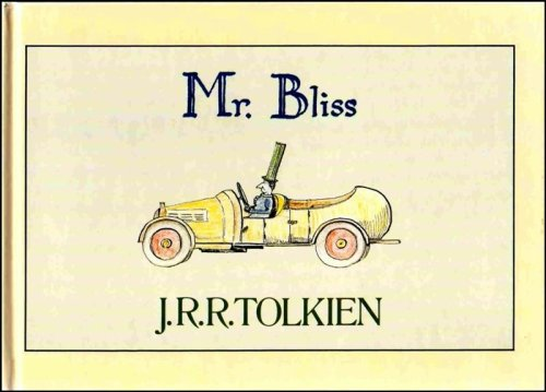 9780048232151: Mr. Bliss