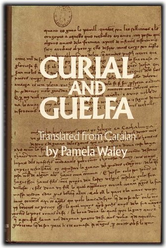 9780048232175: Curial and Guelfa (UNESCO collection of representative works)
