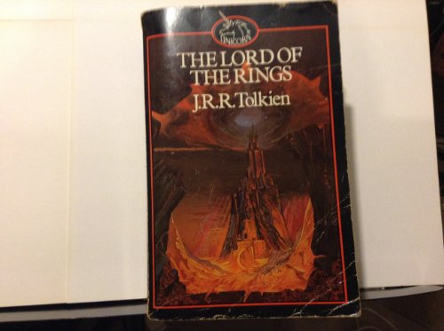 THE LORD OF THE RINGS (UNICORN S.): J. R. R.