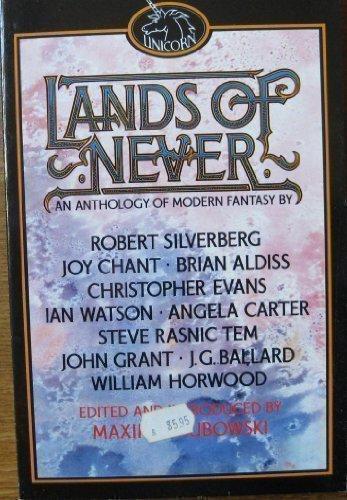 9780048232397: Lands of Never: Anthology of Modern Fantasy (Unicorn)