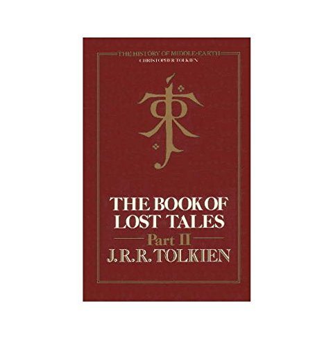 9780048232656: The Book of Lost Tales, Part 2.