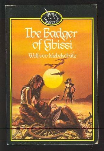 9780048232724: Badger of Ghissi (Unicorn)