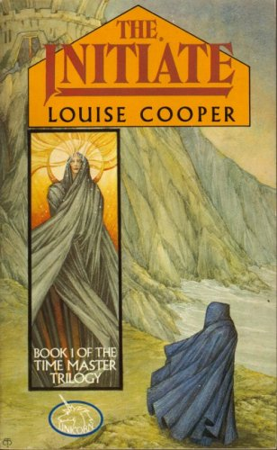 The Initiate (The Time Master Trilogy, book: Cooper, Louise