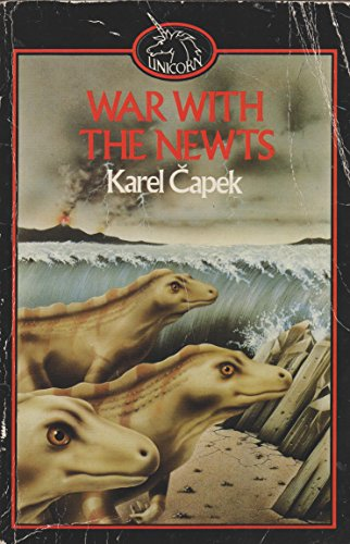 9780048233080: War with the Newts (Unicorn)