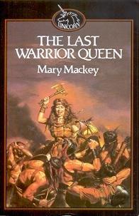 9780048233097: Last Warrior Queen (Unicorn)