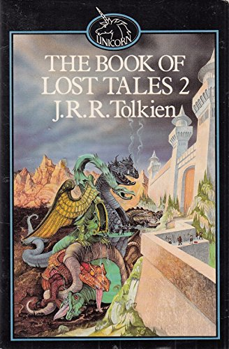 9780048233387: The Book of Lost Tales, Part Two (The History of Middle-Earth, Vol. 2)