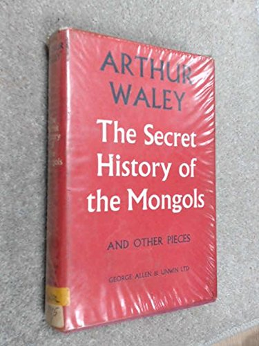 9780048240156: Secret History of the Mongols