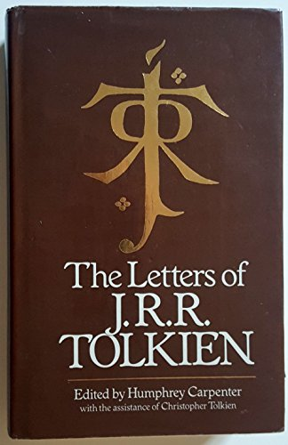 9780048260055: The Letters of J.R.R. Tolkien