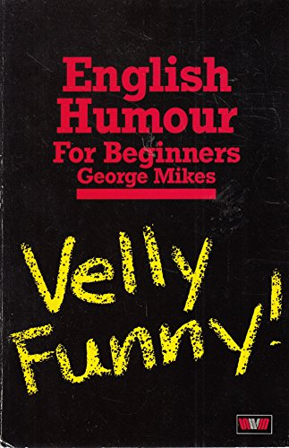 9780048270719: English Humour for Beginners