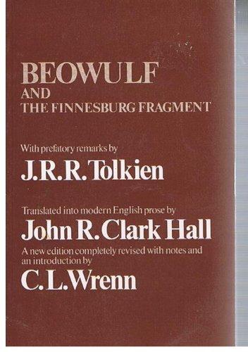 9780048290021: Beowulf