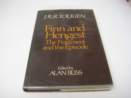 9780048290038: Finn and Hengest: The Fragment and the Episode