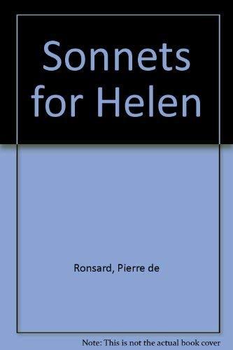 9780048410016: Sonnets for Helen