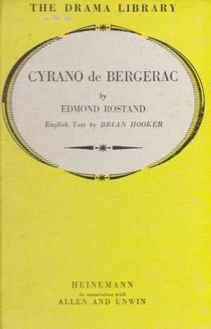 9780048420022: Cyrano de Bergerac