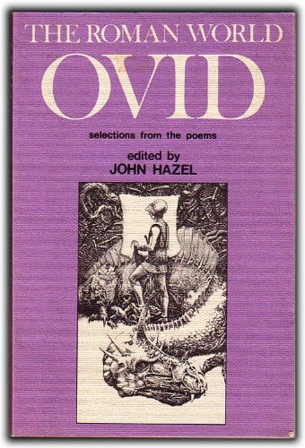 Selected Poems (Roman World) (0048710016) by Ovid