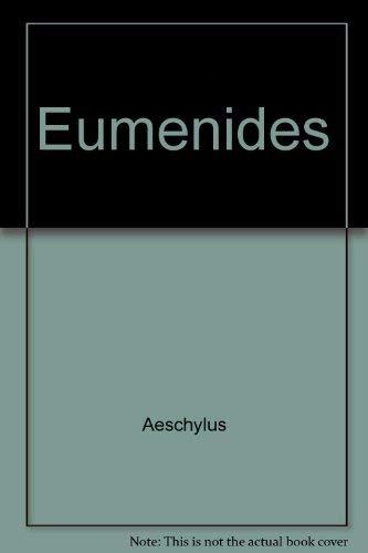 9780048820075: Eumenides