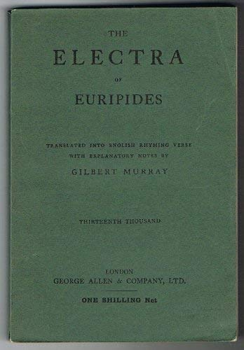 9780048820303: Electra