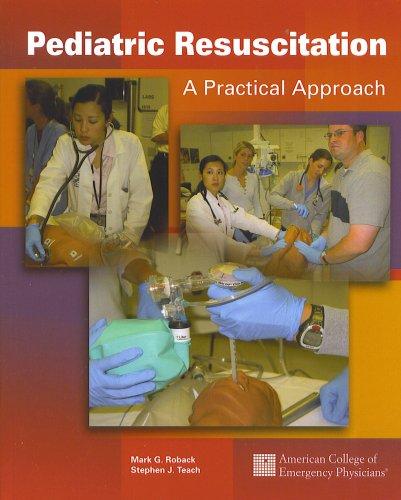9780048906250: Pediatric Resuscitation: A Practical Approach