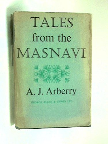 9780048910257: Tales from the Masnavi