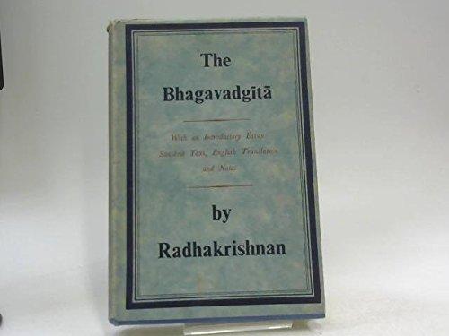 9780048910288: Bhagavad-gita
