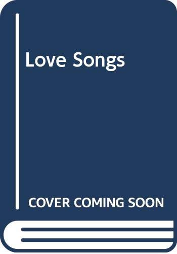 9780048910325: Love Songs