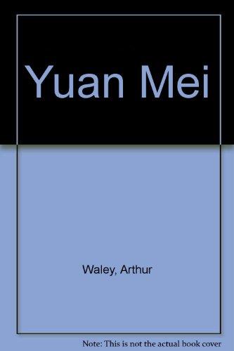 9780048950130: Yuan Mei