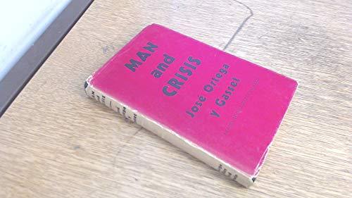 9780049010055: Man and Crisis