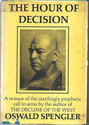 9780049010109: Hour of Decision