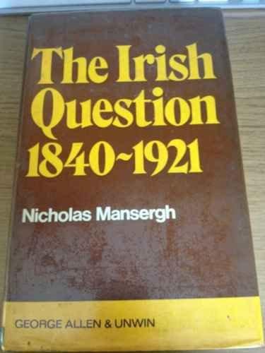 9780049010222: Irish Question
