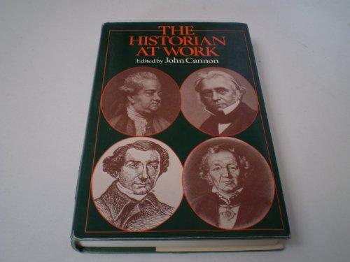 9780049010253: Historian at Work