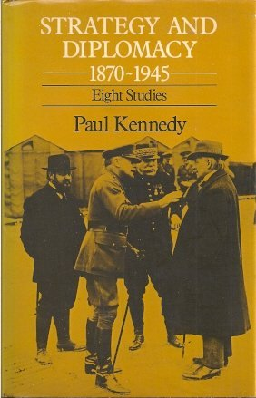 9780049020078: Strategy and Diplomacy, 1870-1945: Eight Studies