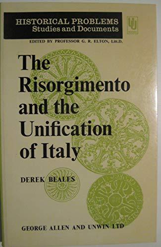 9780049040052: Risorgimento and the Unification of Italy (Unwin University Books)