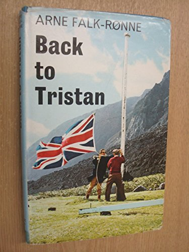 9780049100091: Back to Tristan