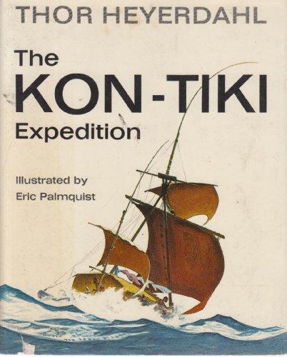 9780049100138: Kon-Tiki Expedition