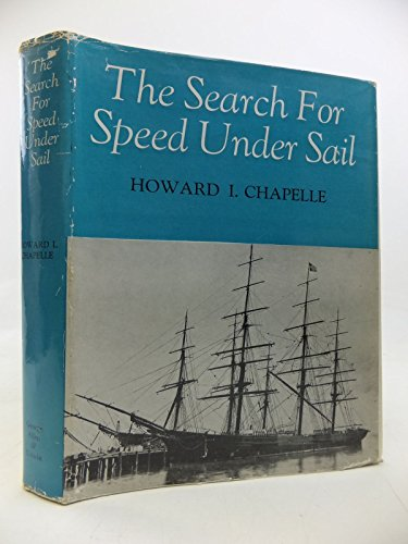 9780049100367: Search for Speed Under Sail, 1700-1855