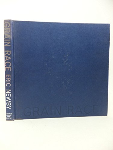 9780049100381: Grain Race: Pictures of Life Before the Mast in a Windjammer