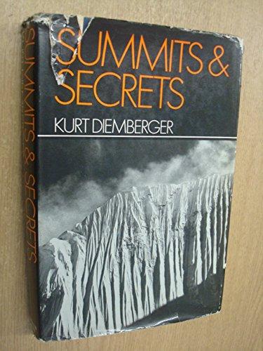 9780049100473: Summits and Secrets
