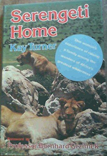 9780049100619: Serengeti Home