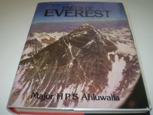 9780049100626: Faces of Everest