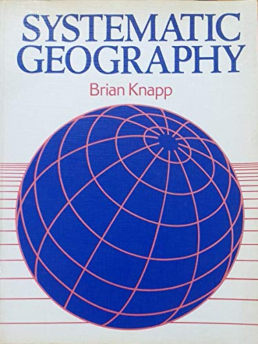 9780049100800: Systematic Geography