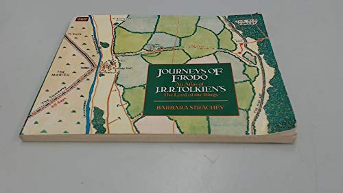 9780049120112: The Journeys of Frodo: Atlas of J.R.R.Tolkien's