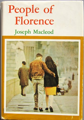 9780049140370: People of Florence