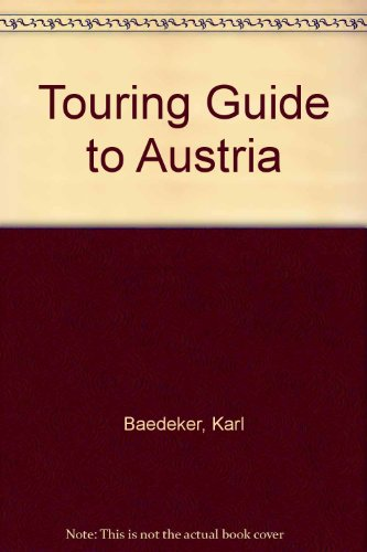 9780049140448: Touring Guide to Austria