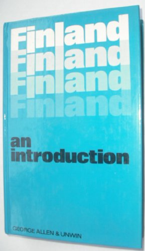 9780049140493: Finland: An Introduction