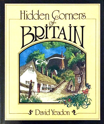 9780049140592: Hidden Corners of Britain