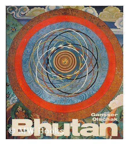 9780049150164: Bhutan: Land of Hidden Treasures