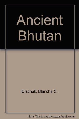 9780049150249: Ancient Bhutan